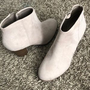 """Old Navy Closed Toe 2"""" Booties"""